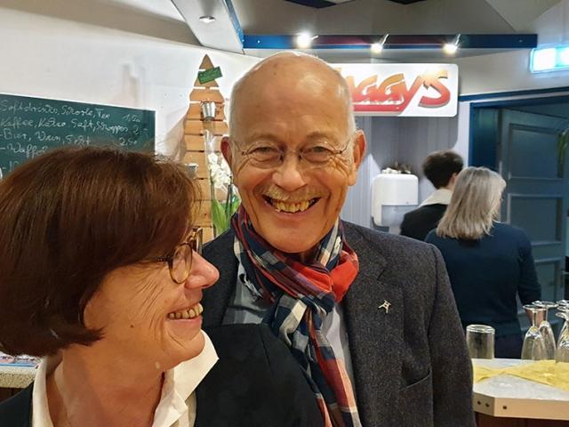 Gabi Prager und Klaus Wermker
