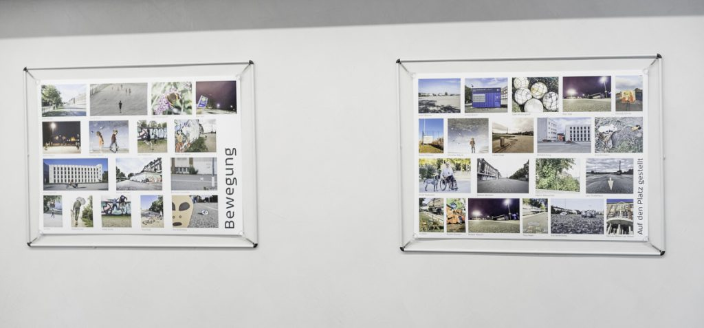 Collagen der eingereichten Fotos